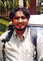 This undated photo made available on Sunday, July 8, 2007, by B. R. Ambedkar Medical College, BRAMC in Bangalore, India, shows Indian doctor Sabeel Ahmed. Ahmed, 26, who was arrested in Liverpool in connection with the foiled terror attacks in London and Glasgow on June 29 and 30. The records showed Ahmed graduated from the college. (AP Photo/B.R.Ambedkar Medical College, HO)